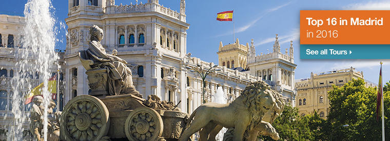 Madrid Attraction Tickets
