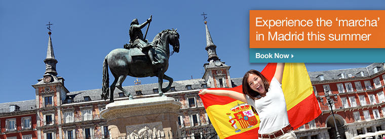 Madrid Self-guided Tours & Rentals