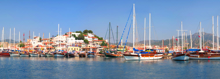 Marmaris Cruises, Sailing & Water Tours