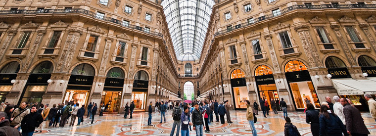 Milan Shopping Passes & Offers