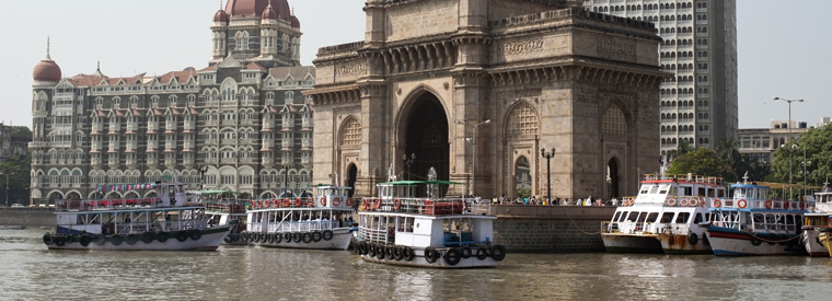Mumbai Walking & Biking Tours