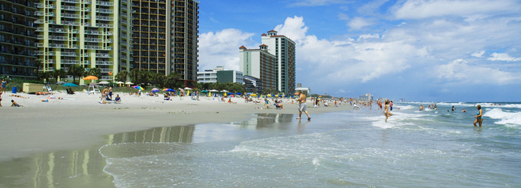 Myrtle Beach Holiday & Seasonal Tours
