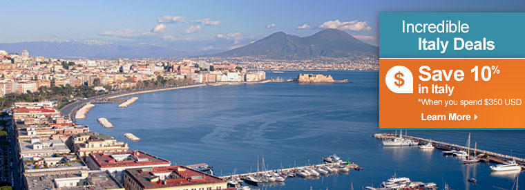 Naples Bus & Minivan Tours