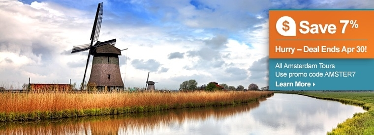 Netherlands Half-day Tours
