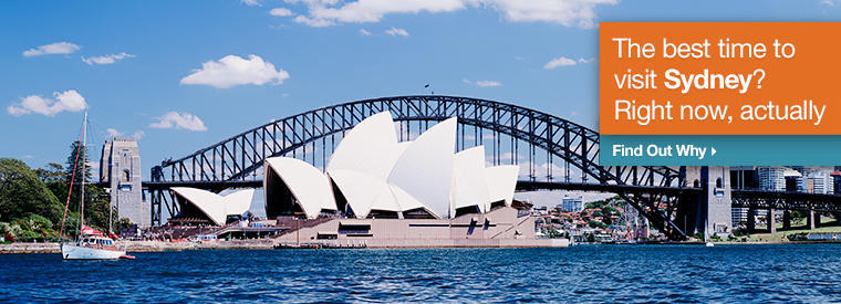 New South Wales Sightseeing & City Passes