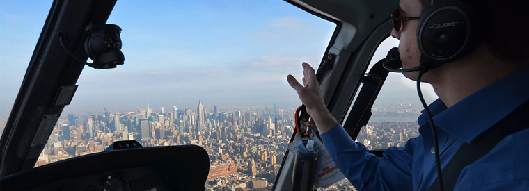 New York City Air, Helicopter & Balloon Tours
