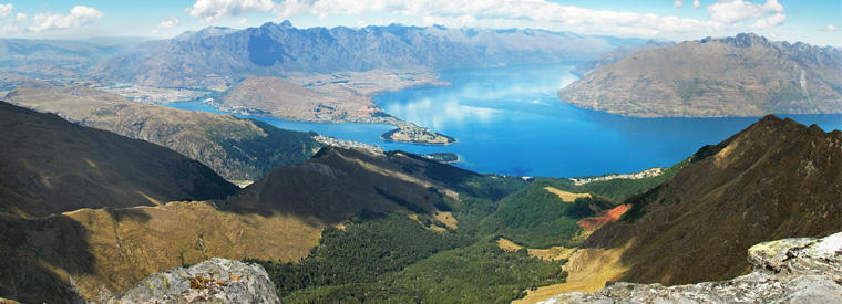 New Zealand Air, Helicopter & Balloon Tours