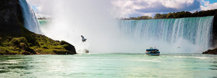 Niagara Falls & Around Night Cruises