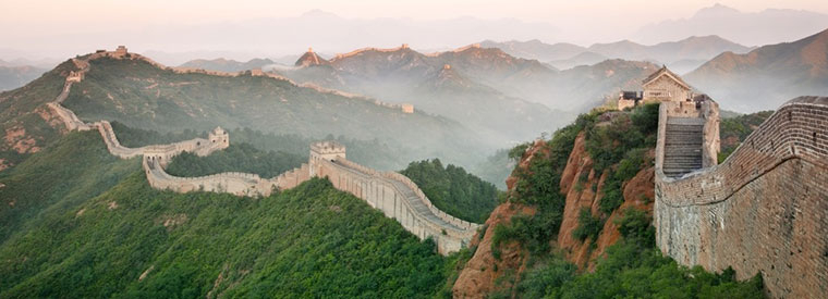Northern China Bus & Minivan Tours