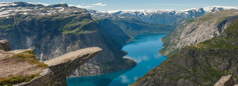 Norway Walking & Biking Tours