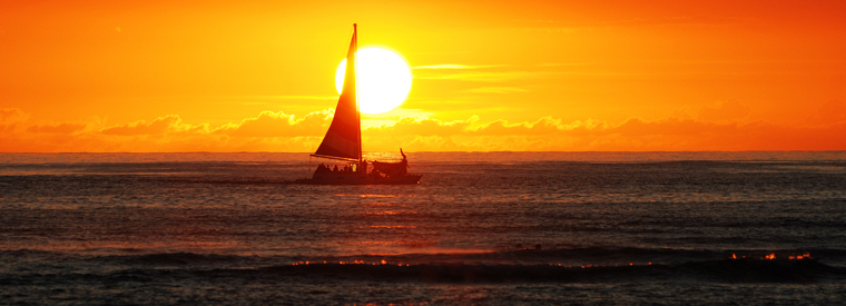 Oahu Cruises, Sailing & Water Tours