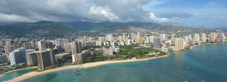 Oahu Air, Helicopter & Balloon Tours