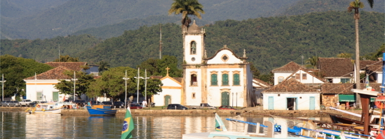 Discover magical Paraty