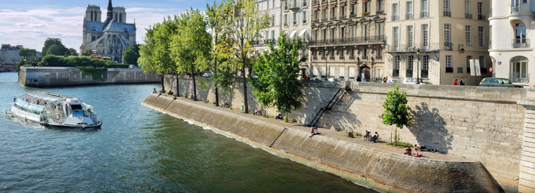 Paris Day Cruises