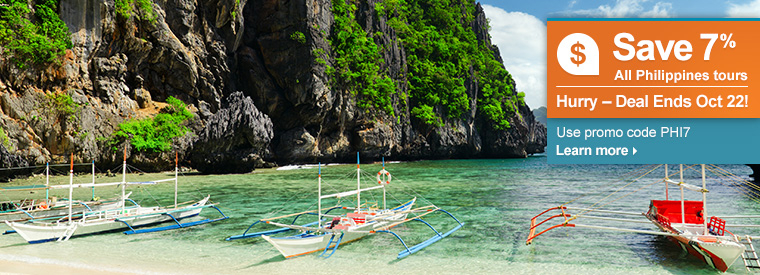 Philippines Day Trips & Excursions