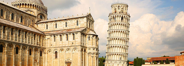 Pisa Walking & Biking Tours