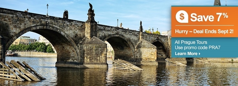 Prague Tours & Sightseeing