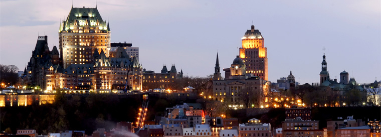 Quebec City Walking & Biking Tours