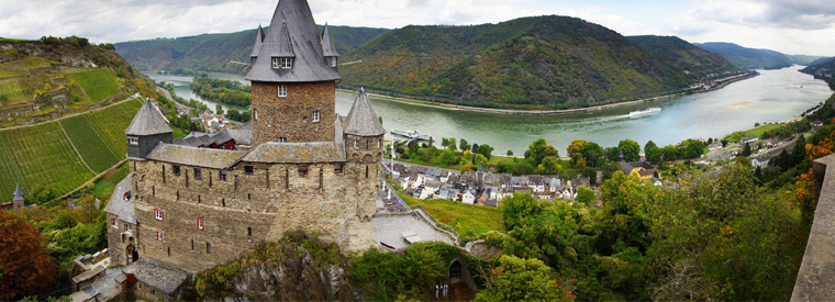 Rhine River Cruises, Sailing & Water Tours