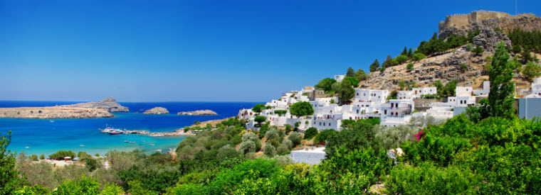 Rhodes, Greece Trips and Excursions