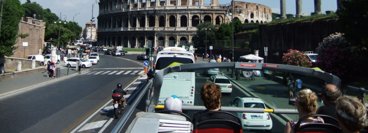 Rome Hop-on Hop-off Tours