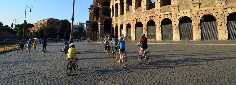 Rome Bike & Mountain Bike Tours