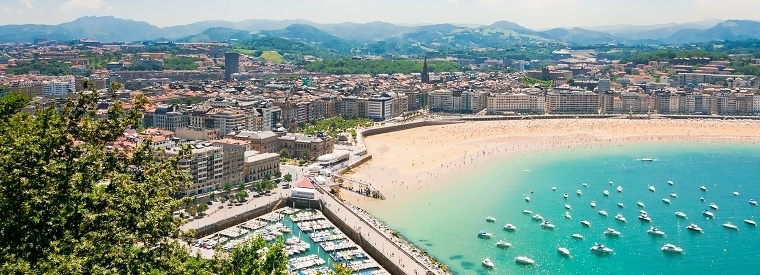 San Sebastian Food, Wine & Nightlife