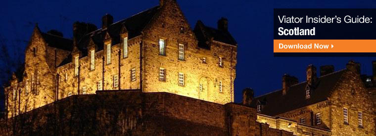 Scotland Food, Wine & Nightlife