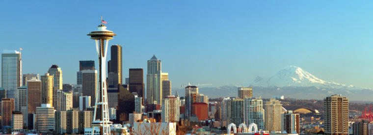 Seattle Half-day Tours