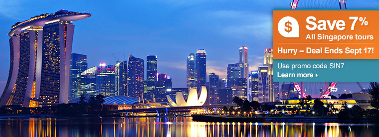 Singapore Deals and Discounts
