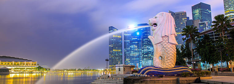 Singapore Walking & Biking Tours