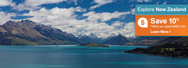 South Island Cruises, Sailing & Water Tours
