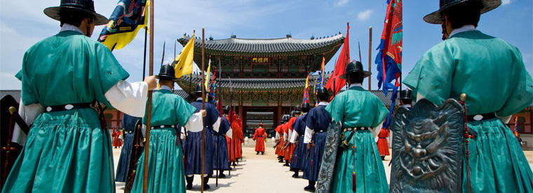 South Korea Day Cruises