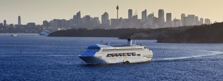 Sydney Ports of Call Tours
