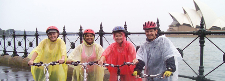 Sydney Walking & Biking Tours