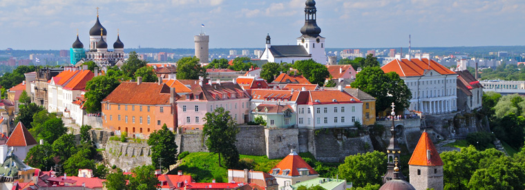 Tallinn Walking & Biking Tours