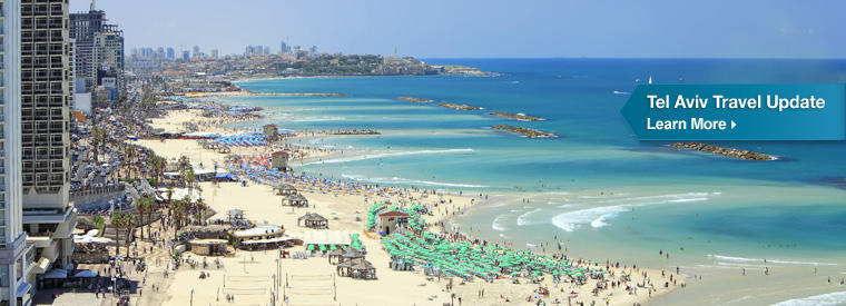 Tel Aviv Holiday & Seasonal Tours