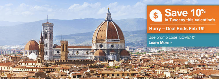 Tuscany Day Trips & Excursions