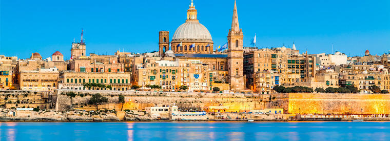 Valletta Half-day Tours