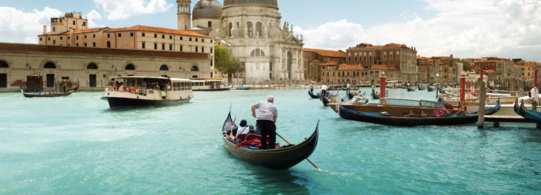 Destination Venice, Northern Italy