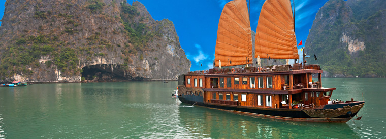 Vietnam Overnight Tours