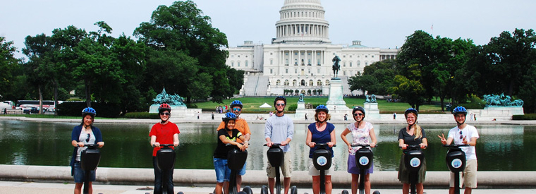 Washington DC Segway Tours