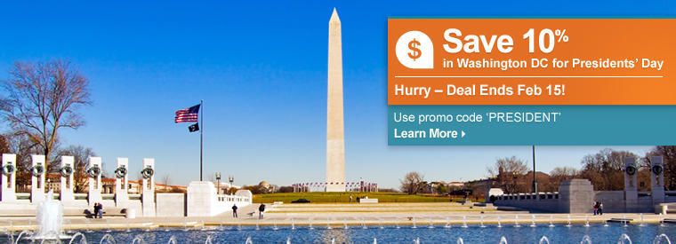 Washington DC Attraction Tickets