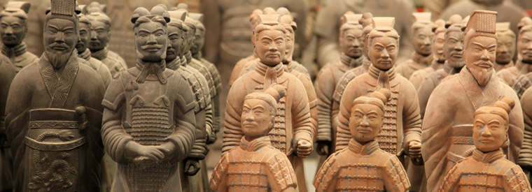 Xi'an Bus & Minivan Tours