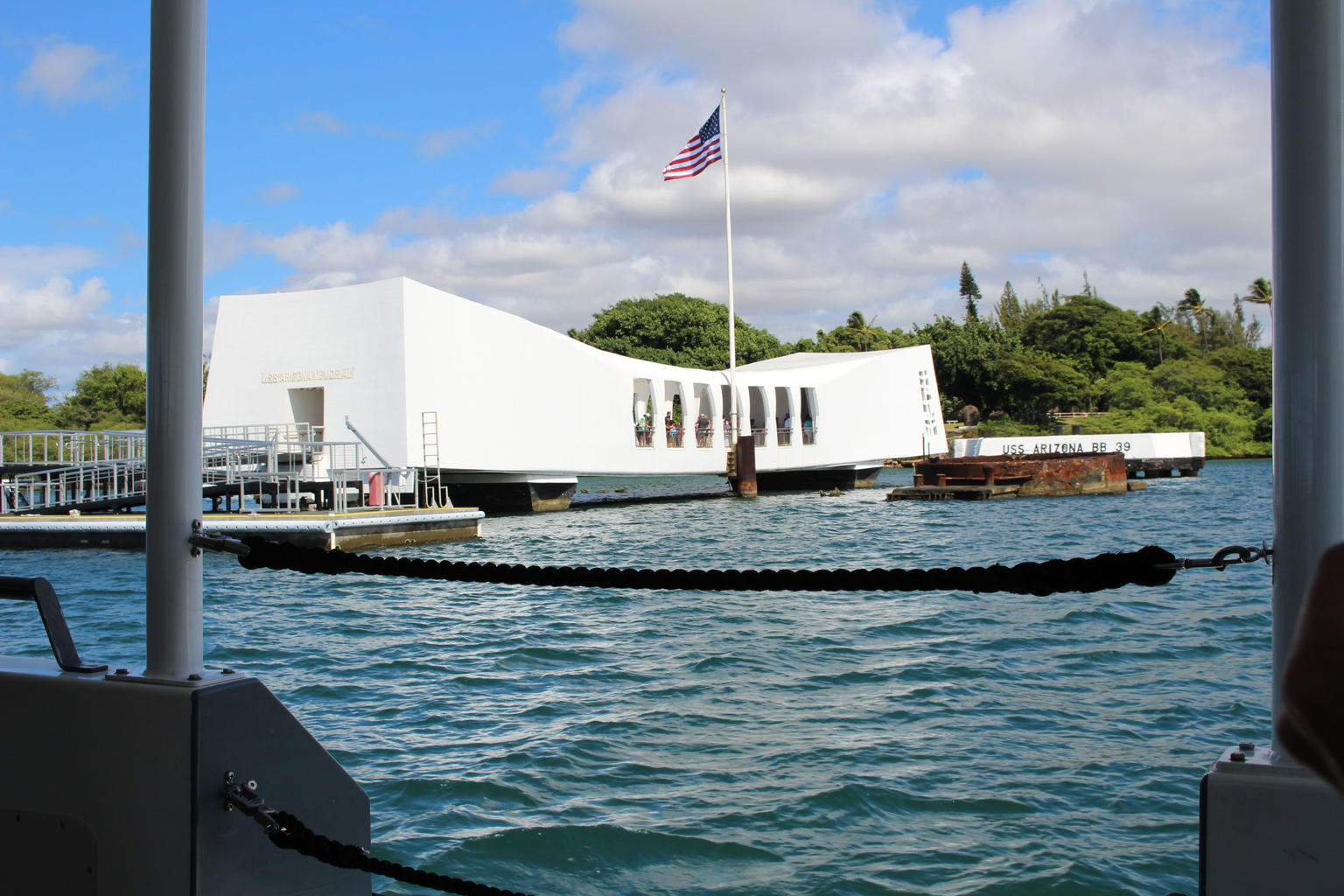 Day at Pearl Harbor Tour