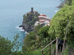 Photo of Florence Cinque Terre Hiking Day Trip from Florence A scene of the sea coast.