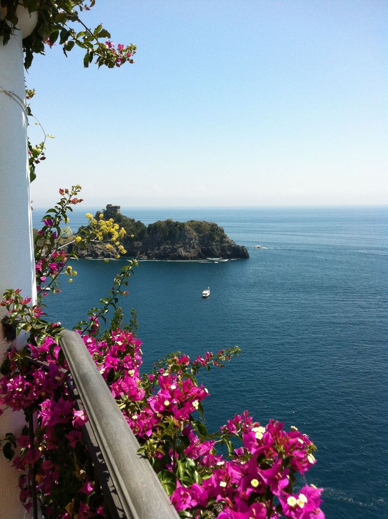 Almafi coast - Naples