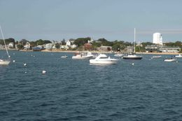 Photo of Boston Cape Cod Fast Ferry Cape cod harbor at Provincetown