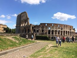 Photo of Rome Skip the Line: Ancient Rome and Colosseum Half-Day Walking Tour Colosseum from the Forum