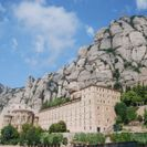 Photo of Barcelona Montserrat Royal Basilica Half-Day Trip from Barcelona First Glimpse of Montserrat